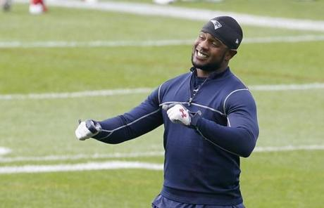 Like it or not, the Patriots may have to lean heavily on Stevan Ridley as a ball carrier.